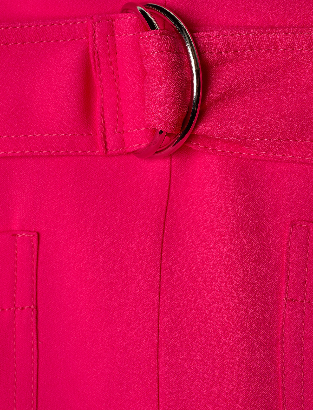 Marimekko Kallas Solid Dress - Klänningar Pink
