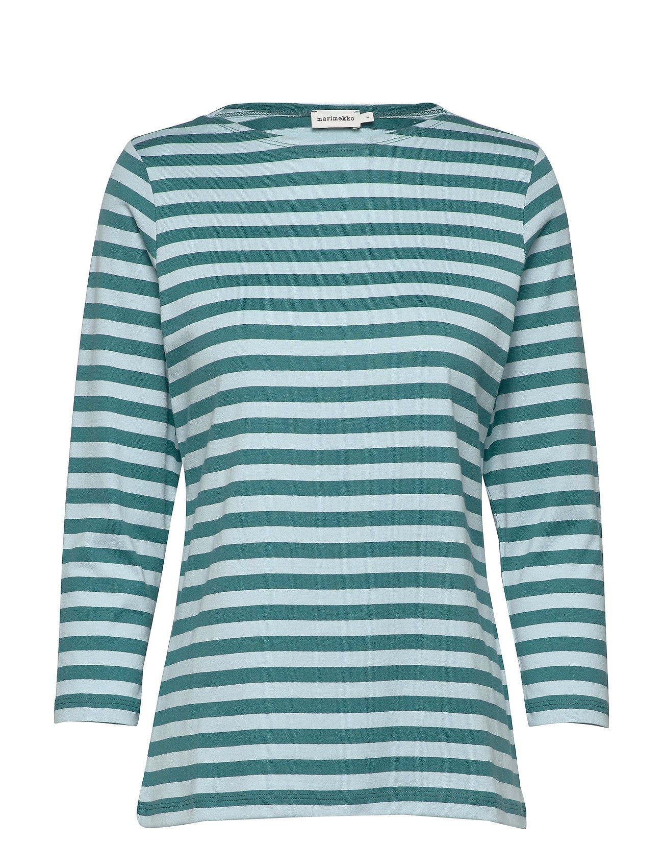 Marimekko ILMA Shirt - PETROL, TURQUOISE
