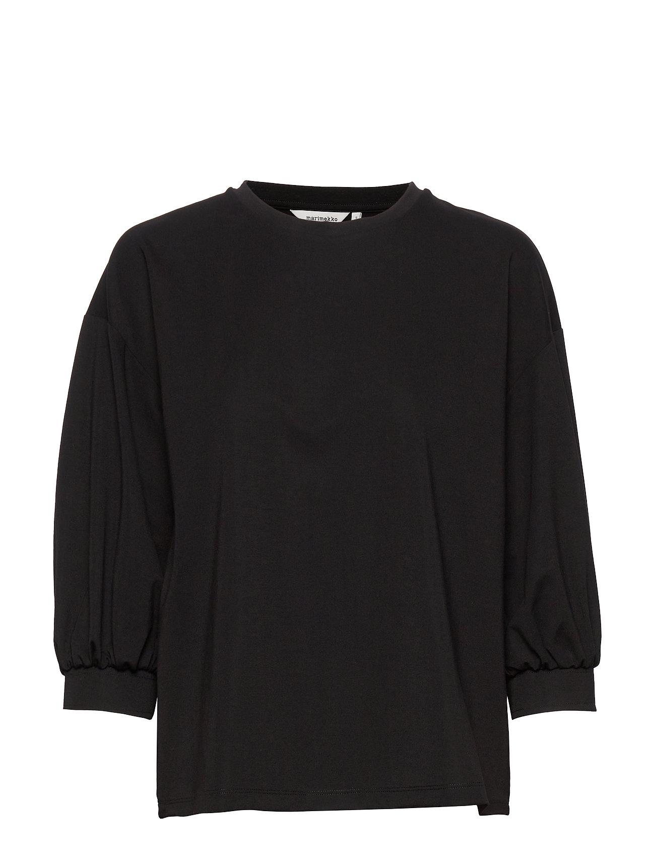 Marimekko VITKASTELLA Shirt - BLACK