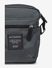 Marimekko - CASH & CARRY - crossbody bags - coal - 3