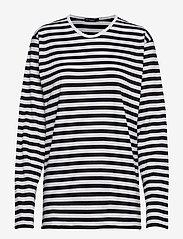 PITKÄHIHA 2017 Shirt - WHITE, BLACK