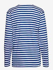 Marimekko - PITKÄHIHA 2017 - langærmede toppe - white, blue - 1