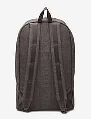 Marimekko - KORTTELI CITY BACKPACK - rygsække - melange grey - 1