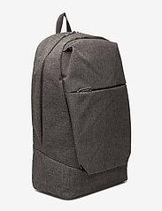 Marimekko - KORTTELI CITY BACKPACK - rygsække - melange grey - 2