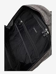 Marimekko - KORTTELI CITY BACKPACK - rygsække - melange grey - 3