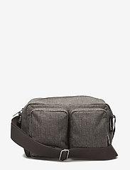 Marimekko - KORTTELI SHOULDER BAG - crossbody bags - melange grey - 0