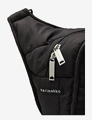 Marimekko - BILLIE - bæltetasker - black - 3