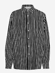 Marimekko - JOKAPOIKA 2017 - pitkähihaiset paidat - black, white - 0