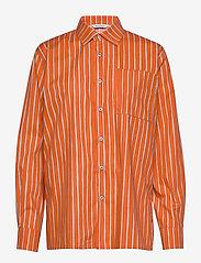 Marimekko - JOKAPOIKA 2017 - chemises à manches longues - beige, orange - 1