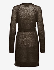 Marimekko - FRUSTUM CARDIGAN - cardigans - brown - 1