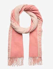 Marimekko - SIIME SCARF - tørklæder - beige, pink - 0