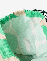 Marimekko - BARITA PIENI UNIKKO BAG - tote bags - dark green, green, beige - 3
