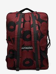 Marimekko - KUIKKA BACKPACK - rygsække - brown,black,purple - 1