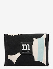 Marimekko - JUOLUKKA PIENI UNIKKO 2 WALLET - punge - off white,black,light blue - 0