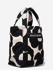 Marimekko - SEIDI PIENI UNIKKO 2 BAG - shoppere - off white,black,light blue - 2