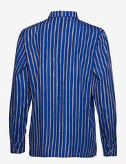 Marimekko - JOKAPOIKA 2017 SHIRT - langærmede skjorter - blue, sand - 1