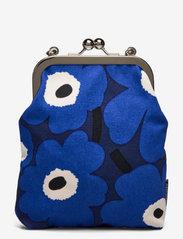 Marimekko - AINIKKI MINI UNIKKO SHOULDER BAG - crossbody bags - dark blue,blue,off white - 1