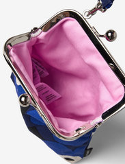 Marimekko - AINIKKI MINI UNIKKO SHOULDER BAG - crossbody bags - dark blue,blue,off white - 3