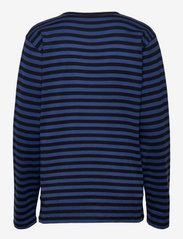 Marimekko - PITKÄHIHA SHIRT - langærmede toppe - black, blue - 1