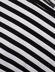 Marimekko - Ilma shirt - langærmede toppe - white, black - 2