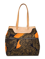 RITJA AMUR Bag - NAVY,GREEN,ORANGE