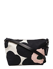 HELI PIENI UNIKKO Shoulder-bag - OFF WHITE,DARK GRAY,GREEN