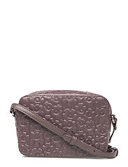 NERVA Handbag - WINE RED