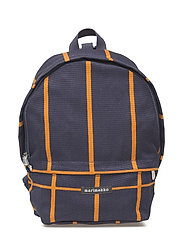 MINI EIRA TIILISKIVI backpack - NAVY,COPPER