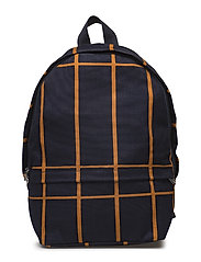 ENNI BACK PACK TIILISKIVI backpack - NAVY,COPPER