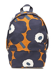 ENNI BACK PACK PIENI UNIKKO backpack - BROWN,NAVY,OFF WHITE