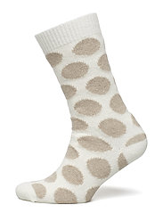 GRUPPO Ankle socks - OFF WHITE, BEIGE