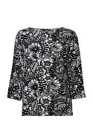 RODOLIITTI AURINGON ALLA Shirt - OFF WHITE, BLACK, GREY