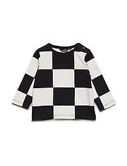 FREETI KUKKO JA KANA Shirt - BLACK, OFF WHITE