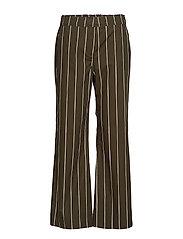 TERVEHDITTY KISKORAITA Trousers - GREEN, PINK