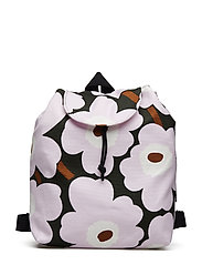 ERIKA PIENI UNIKKO backpack - GREEN,LIGHT PINK,BROWN