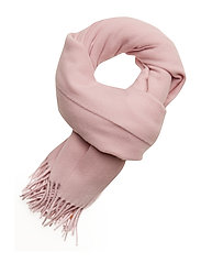 BRITTA Scarf, woven - PALE PINK