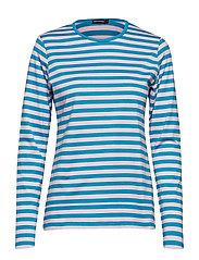 MARI 2017 Shirt - LIGHT PINK, BLUE