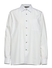 JOKAPOIKA 2017 Shirt - LIGHT GREY, WHITE