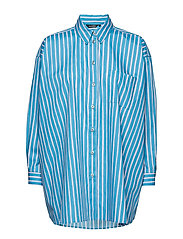 NAPITUS PICCOLO Shirt - BLUE, PINK