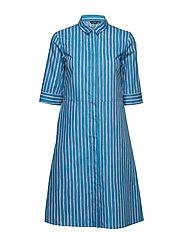 MAILO PICCOLO Dress - BLUE, PINK
