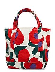 SEIDI ISO VIKURI Bag - WHITE,RED,GREEN