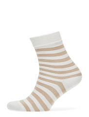 RAITSU Ankle socks - LIGHT BEIGE, OFF WHITE