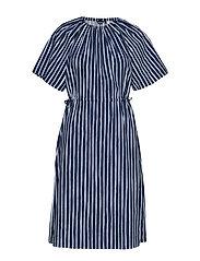 SAMMAL PICCOLO Dress - DARK BLUE, BLUE