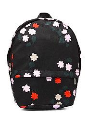 MINI EIRA TAIVAANKUKAT backpack - BLACK,RED,SEA GREEN