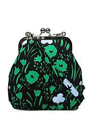 ROOSA PIKKULEMPI Bag - BLACK,LIGHT BLUE,GREEN