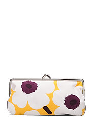SILMÄLASI KUKKARO MINI UNIKKO Purse - YELLOW,OFF WHITE,BURGUNDY