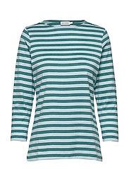 ILMA Shirt - PETROL, TURQUOISE