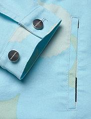 Marimekko - RANTA UNIKKO JACKET - farkkutakit - blue, green, turquoise - 5