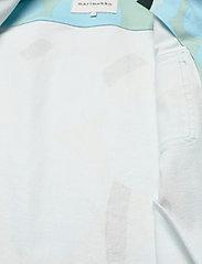 Marimekko - RANTA UNIKKO JACKET - vestes en jean - blue, green, turquoise - 6