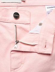 Marimekko - LUOTAUS SOLID TROUSERS - broeken met wijde pijpen - pink - 4